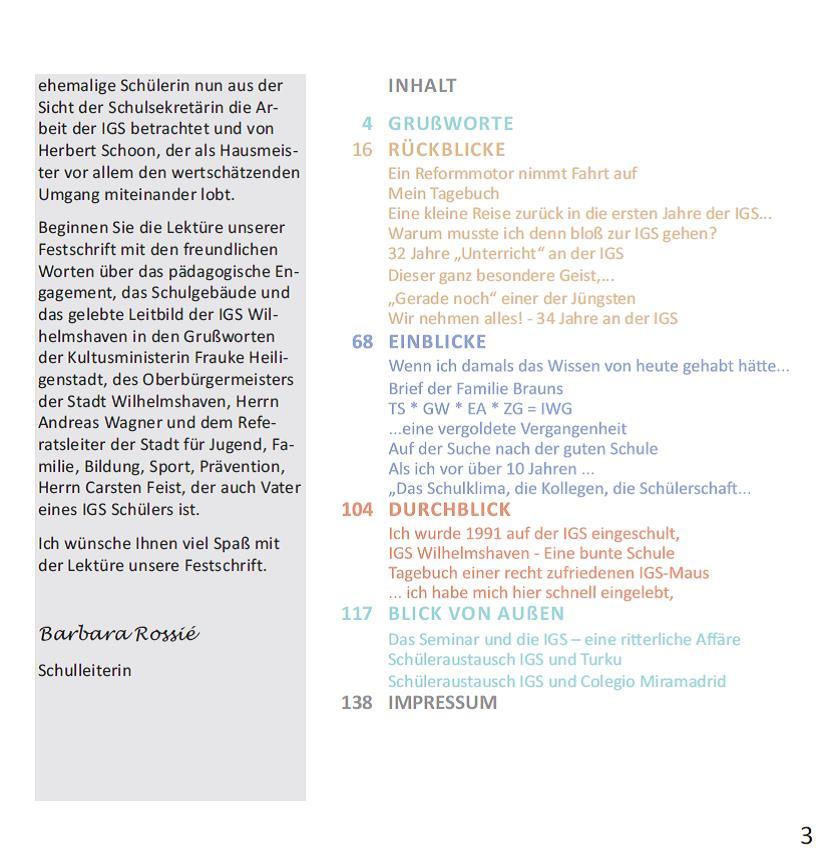 Vorwort Festschrift 3